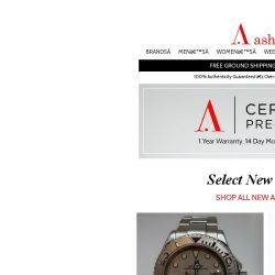 [Ashford] Certified Pre-Owned - New Selection of Rolex, Glashutte, Rado & More!