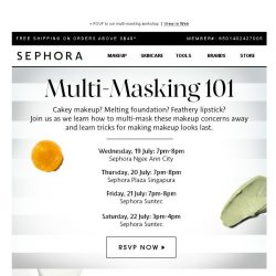 [Sephora] ✌ is better than one — product pairs that are made to tango