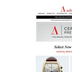 [Ashford] Your Certified Pre-Owned Watch is Waiting