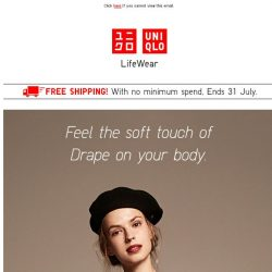 [UNIQLO Singapore] Everything stylish & all the things NEW!