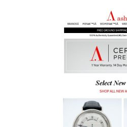 [Ashford] New Certified Pre-Owned Arrivals. Selling Fast!