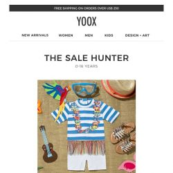 [Yoox] Kids: the best of the sale