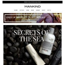 [Mankind] Mystery discount up to 20% | Plus a free Monu gift