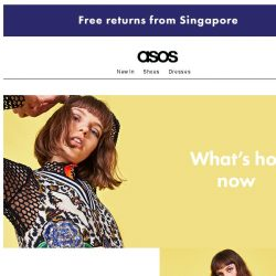[ASOS] Want the latest buys? Course you do…