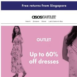[ASOS] Leg day – up to 60% off dresses