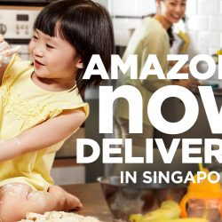 Amazon Prime Now Has Launched In Singapore With Overwhelming Response