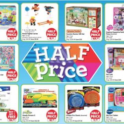 "Toys""R""Us: Celebrate First Ever Geoffrey Day with Half-Price Deals & FREE Membership!"
