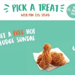McDonald's: NEW Coupon Codes for FREE Hot Fudge Sundae or 2 McWings with McDelivery