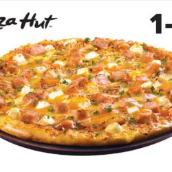 Pizza Hut: 1-for-1 Specialty Pizza on Weekdays for NTUC Members