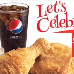 KFC: 2pc Chicken Meal At $5.20 Available For A Limited Time Only!
