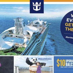Royal Caribbean: 10th Anniversary Celebration Roadshow - 2nd Guest at $10, $10 Kids Fare & More!