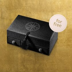 [Thomas Sabo] Spoil yourself and get our Treasure Box as a gift for free when you purchase items worth 250 SGD or