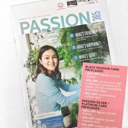 [Nanyang Optical] Are you a PAssion card member?