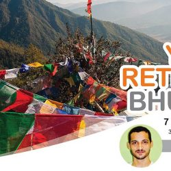 [Platinum Yoga] ABOUT THE RETREAT:Soak yourself into the culture of Bhutan.
