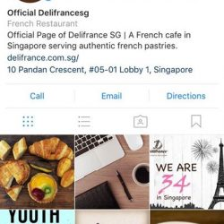 [Delifrance Singapore] Come take part in our Instagram contest now and stand to win $10 in Delifrance vouchers!