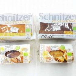[TASTE ORIGINAL] New series of the Organic and gluten free products have arrived.