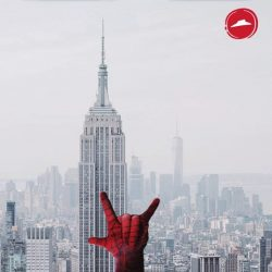 [Pizza Hut Singapore] Can you be as fast as Spidey and catch the falling pizzas?