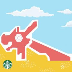 [Starbucks Singapore] Spot two of our cups, snap a screenshot of it and flash it in stores to enjoy a 1-for-