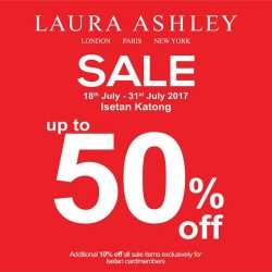 [Kids Performing™ Academy of the Arts] Join our Laura Ashley Sale with items up to 50% off!
