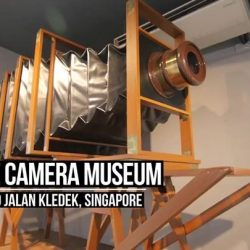 [Muee Palette] We have a special arrangement with the Vintage Camera Museum to offer our *Customers with a 25% off normal ticket