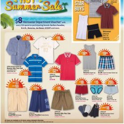 [BHG Singapore] Here's to more Hot Summer Deals for the men!