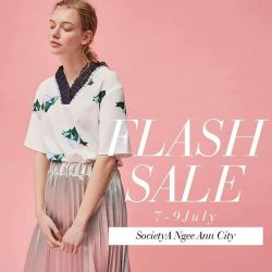 [SocietyA - Shoes & Accessories Lounge] FLASH SALE!
