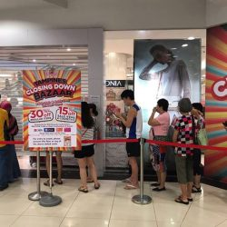 [BHG Singapore] Our 2-Day storewide Closing Down Bazaar starts today at BHG TAMPINES!