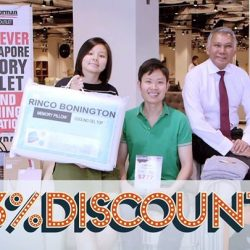 [Harvey Norman] How much can you buy with $2,000 at HarveyNormanSG's Factory Outlet?
