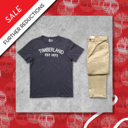 [Timberland Singapore] Monday blues no more with our FURTHER REDUCTIONS sale!
