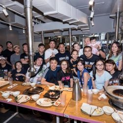 [Mookata Thai BBQ] Whether it is TeamBuilding or Company Function, Mookata has the space for fun and the food to fill all tummies.