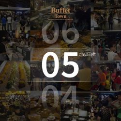 [Buffet Town] 5 more days till the end of July!