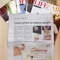 [Ma Kuang TCM Medical Centre] Have you read today's The New Paper yet?