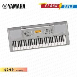 [YAMAHA MUSIC SQUARE] Flash Sale!