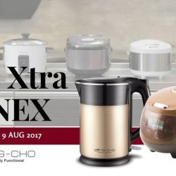 [Song-Cho] Come over to Fairprice Xtra at nex mall to view our full range of Rice Cookers, Soup Maker, D Kettle &