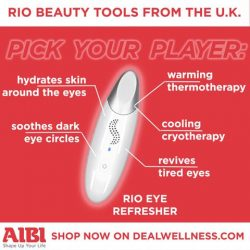 [AIBI] Battle your beauty woes with RIO!