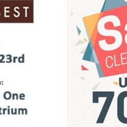 [Everbest] Everbest Shoes & Handbags is having a clearance sale!