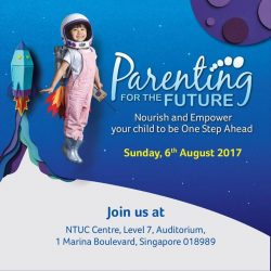 [NTUC FairPrice] Need tips on how to prepare your child for the future?