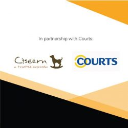 [CISEERN INTERIOR DESIGN] Designed in partnership with Courts.