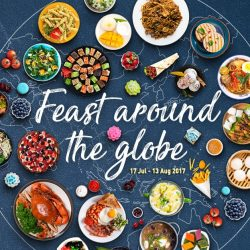[Ergo Factors] Come gobble around the globe with us at our Food Feast-ival starting tomorrow!