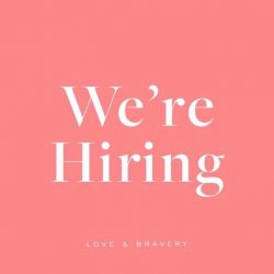 [LOVE AND BRAVERY] 1) Sales Assistant (part time): Able to work at least 3 shifts each week and minimum 3 months commitment.