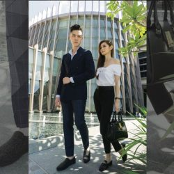 [Design & Comfort] Cosmopolitan Jungle: For its SS'17 collection, D&C introduces a wide spectrum of shoes and bags for both men
