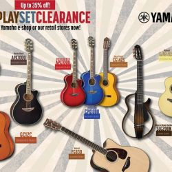 [YAMAHA MUSIC SQUARE] Display Set Clearance Sale!