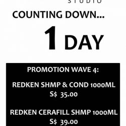 [Top Secret] Counting down 1 day to our store opening at Suntec City Mall, 02-600!