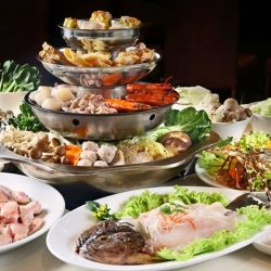 [Peach Garden Chinese Dining] Have you tried our 4-tier Steamboat yet?
