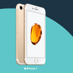 [Singtel] Treat yourself to the amazing iPhone 7 (256GB, Gold).