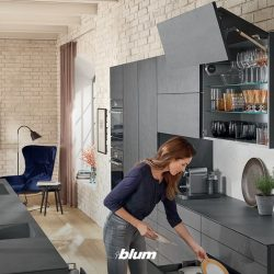 [Blum & Co] The fitting solution for your wall cabinets.