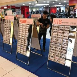 [Nanyang Optical] Come on down to our Parkway roadshow from today till 9th July to check out our ongoing promotions!