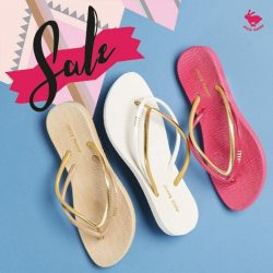 [Jelly Bunny] JELLY BUNNY END OF SEASON SALE• SHOES : KITE / BEIGE , WHITE , PINK / 26.