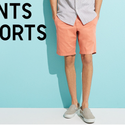 [Uniqlo Singapore] Jeans, pants and shorts - which style is your favourite?