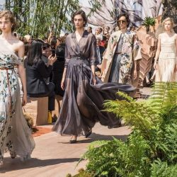 [Excluniqueeee] Last week Paris celebrated its couture week with many amazing and mesmerising shows from the various houses.